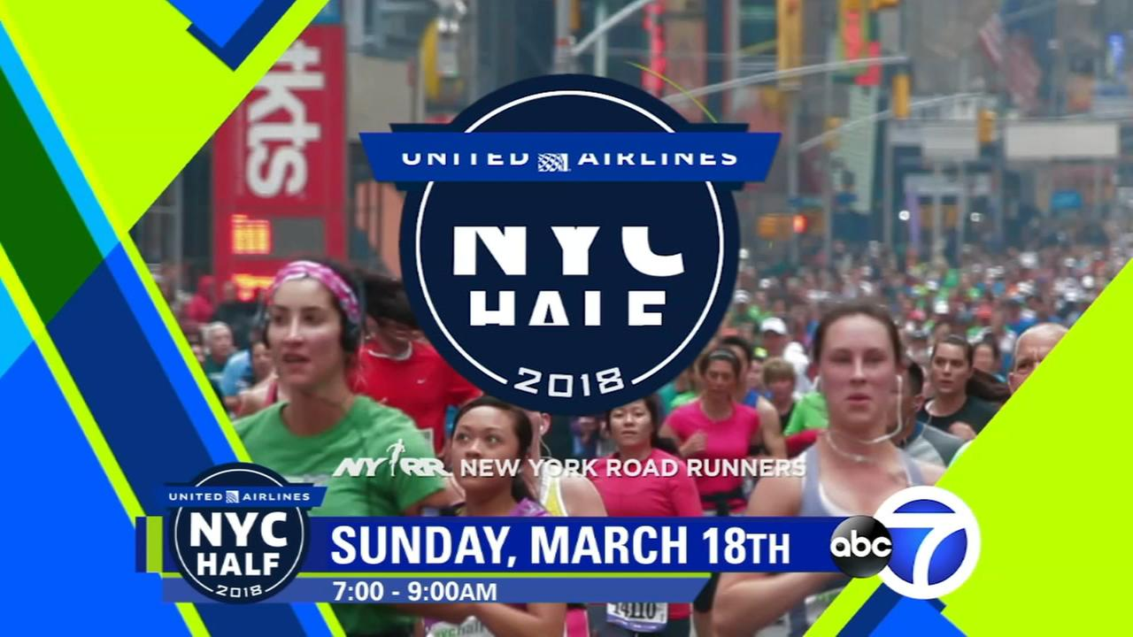 Watch the United Airlines NYC Half!