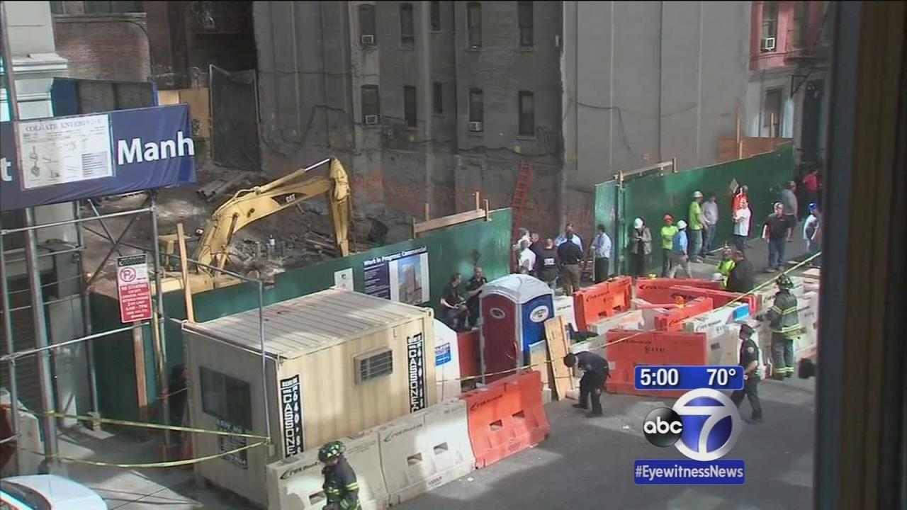 Worker killed in Midtown construction accident