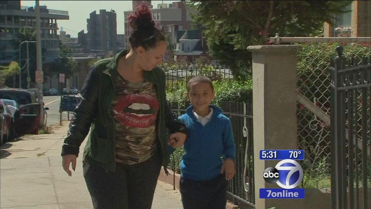Yonkers mom demands answers after son walks away from school
