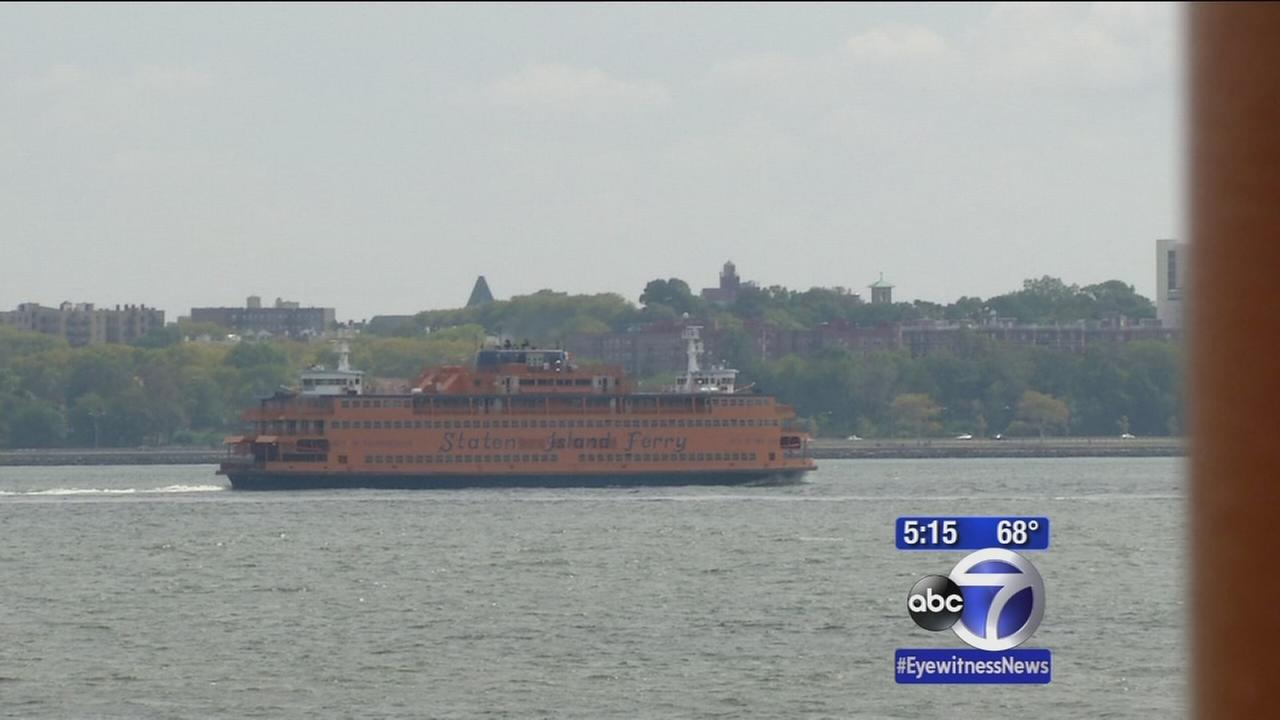 Staten Island ferry considering charge for tourists