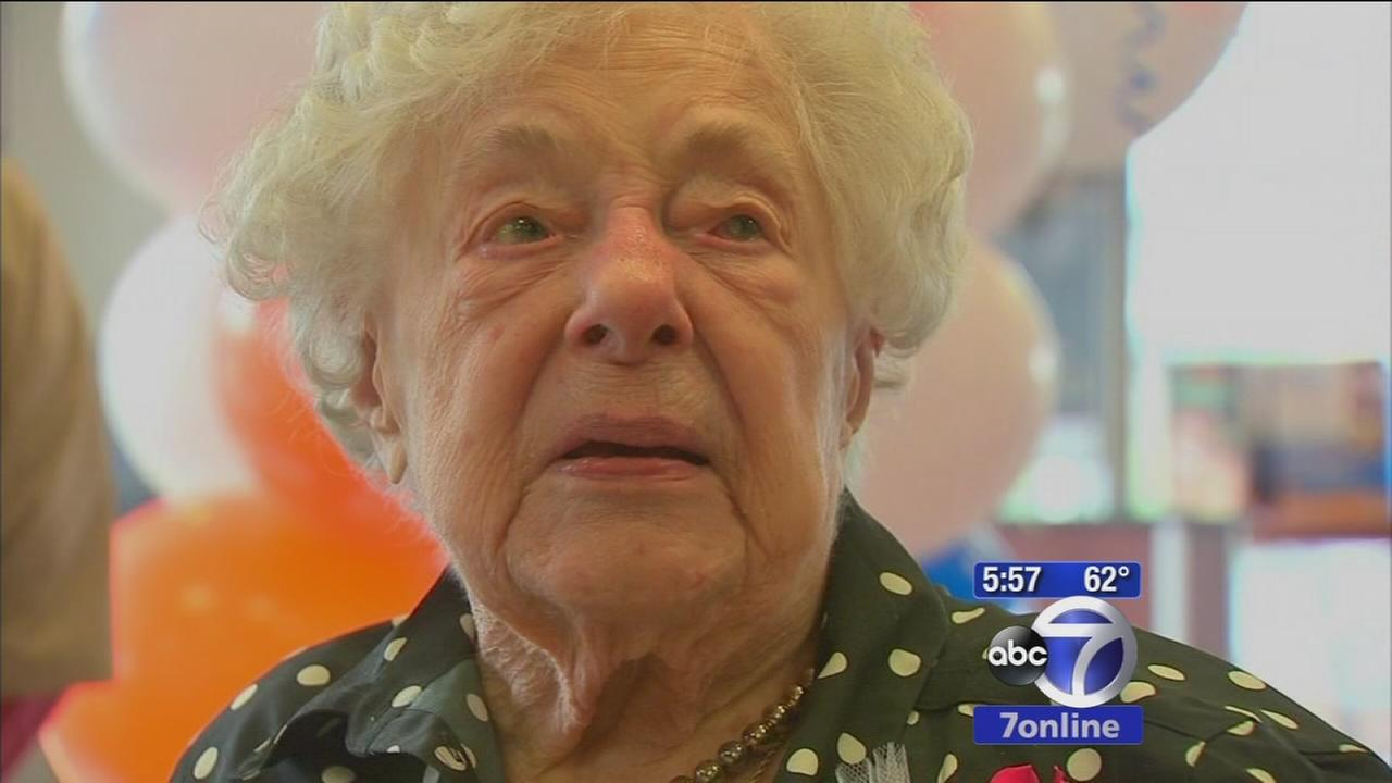 THE place to celebrate a 102nd birthday? White Castle, of course!