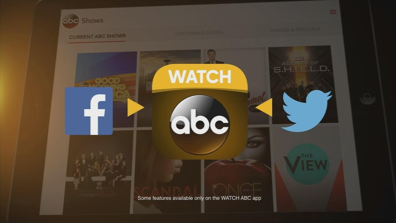 Check out the new WATCH ABC App