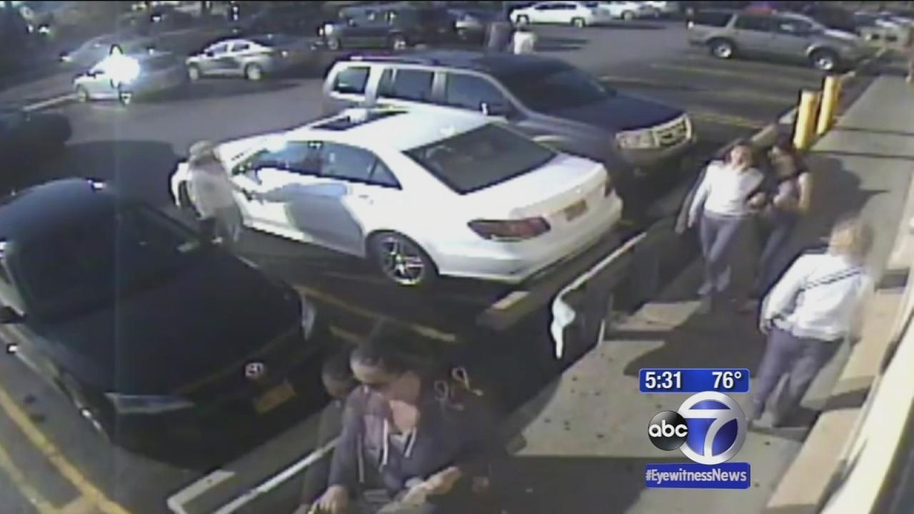Woman says shes stunned by car-keying dispute