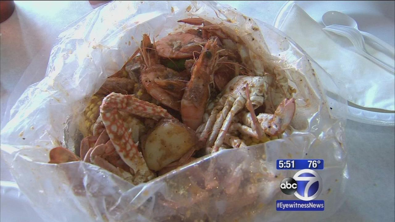 Neighborhood Eats: Crazy Crab