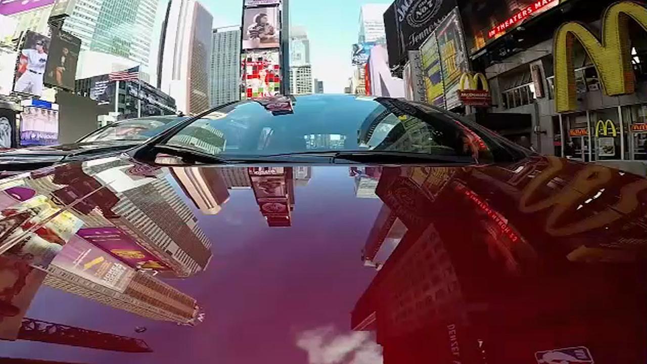 nissan leaf new york auto show