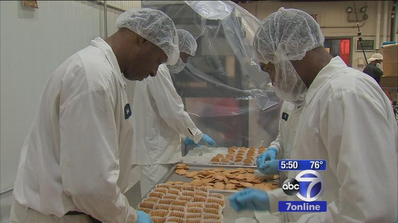 Bakery gives employees chance to forge a new path