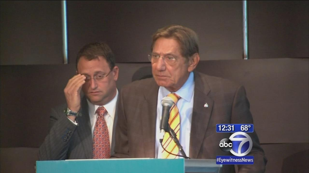 Joe Namath pushing for better treatment for brain injuries