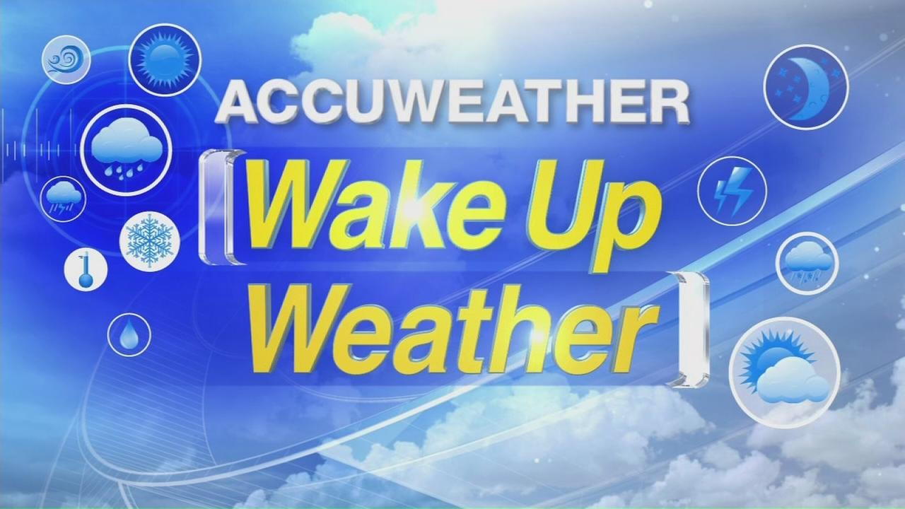 Wake Up Weather: What to expect for Wednesday
