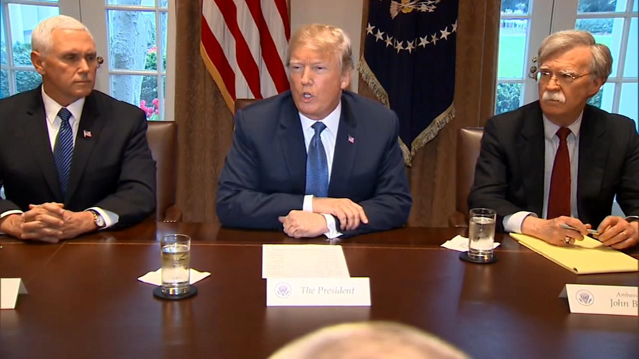 President Trump speaks out after FBI raids personal attorneys office