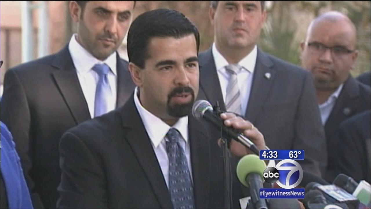 Bell Gardens Calif Mayor Daniel Crespo Fatally Shot