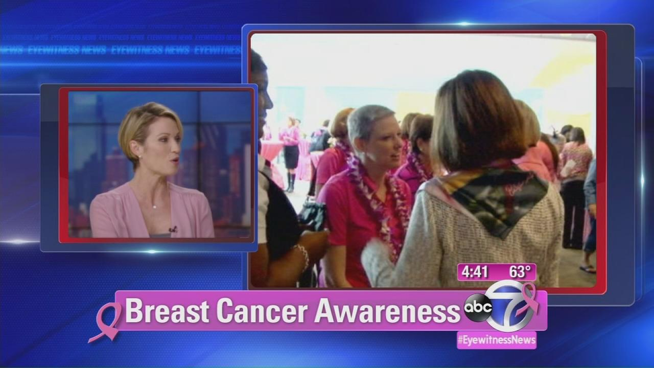 Breast Cancer Awareness month begins