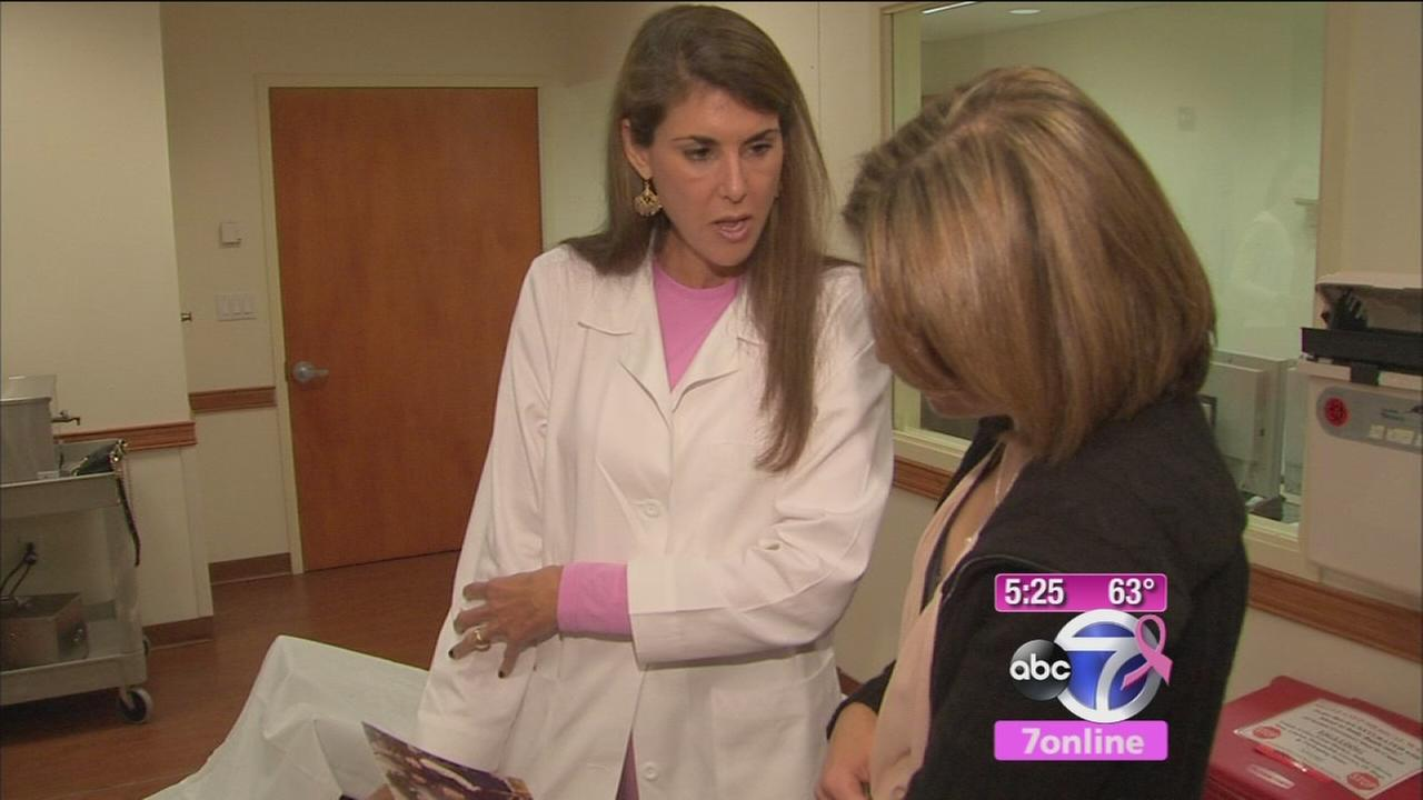 Westchester doctor founds organization to help women with breast cancer
