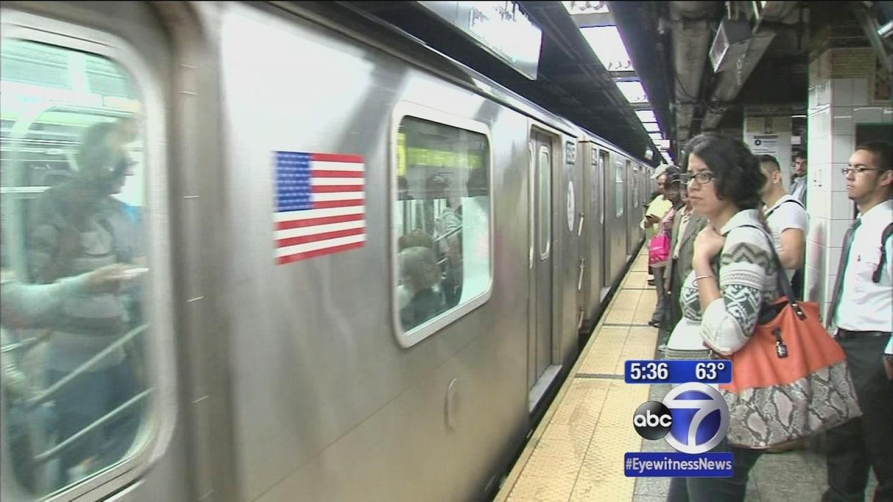 MTA to order cameras in subway cars
