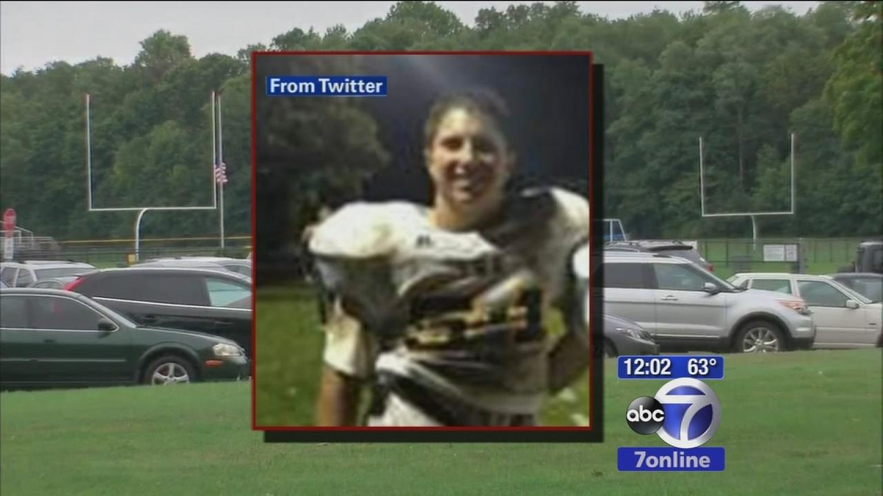 Investigation continues into death of high school football player