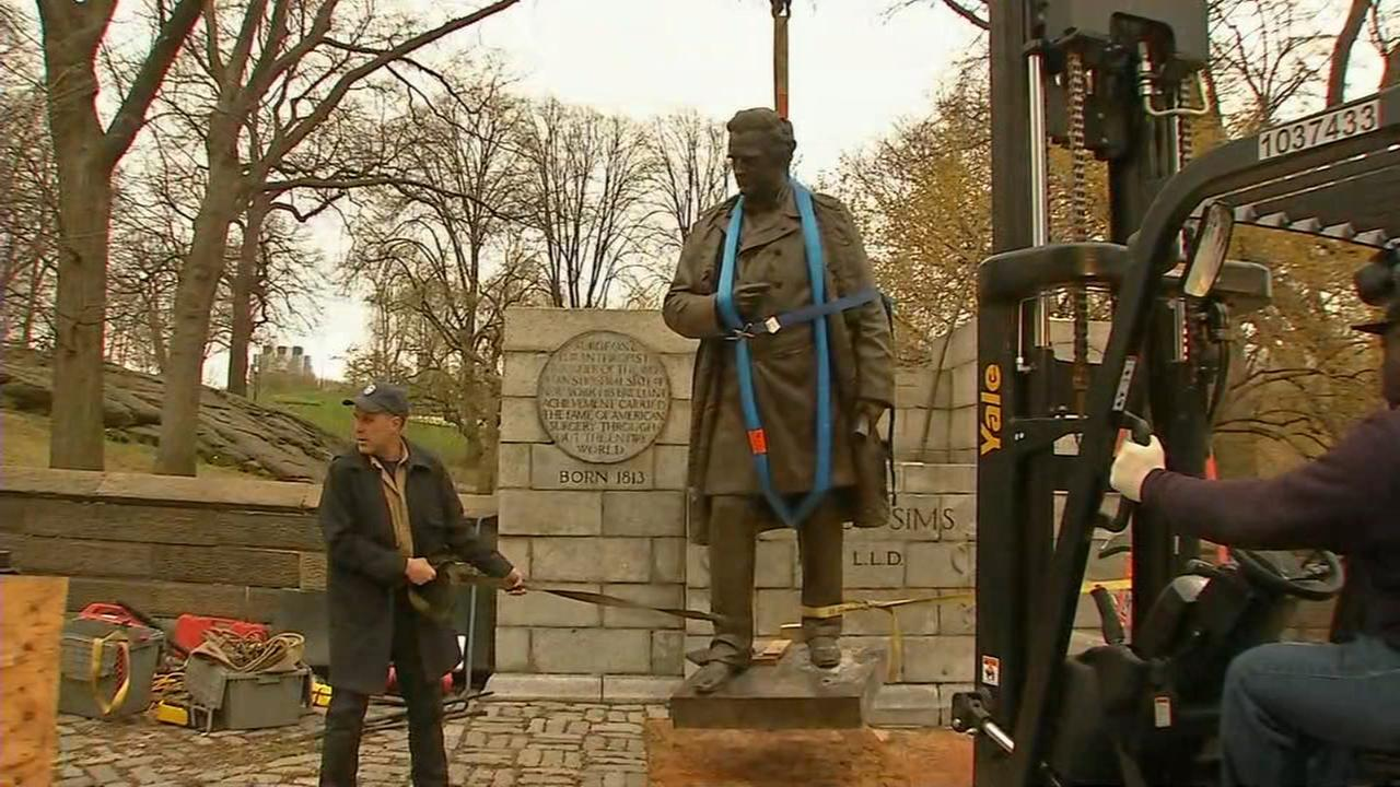 Statue of controversial doctor be removed from Central Park