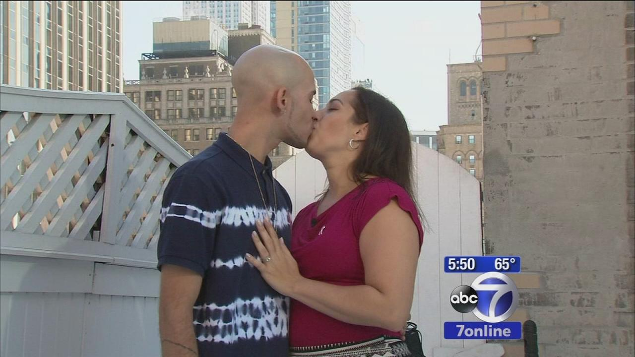 Wish Upon A Wedding gives woman battling cancer dream wedding