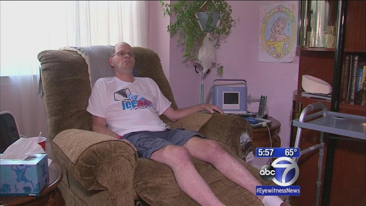 7 On Your Side helps man with ALS get money back for lost recliner
