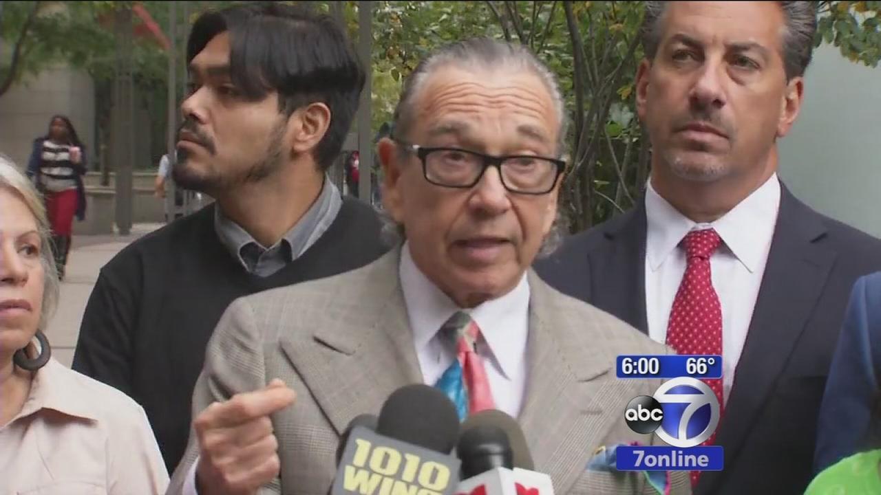 Rape allegations made against attorney Sanford Rubenstein