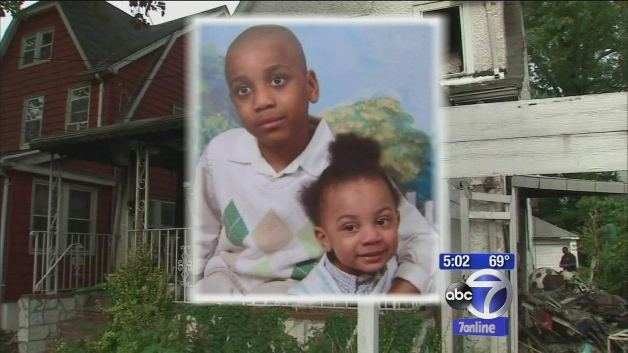 Young brothers killed in St. Albans fire