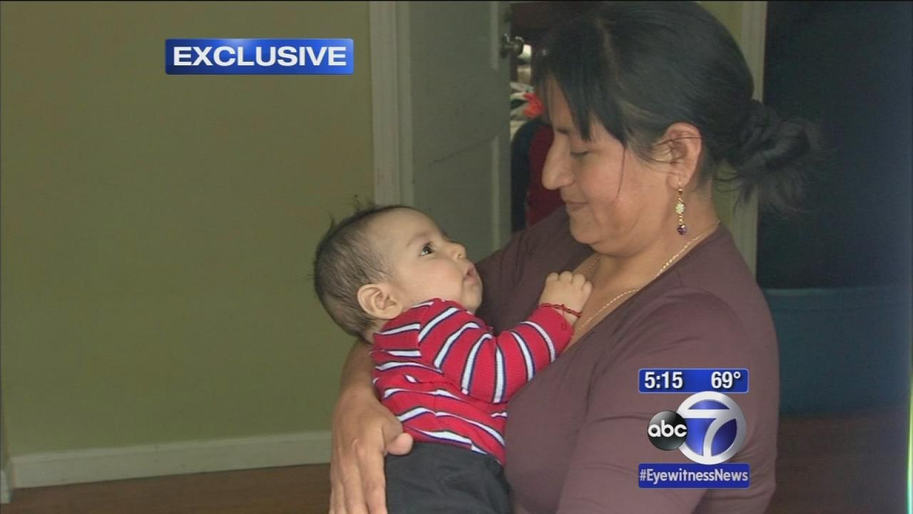 Mother carjacked while breastfeeding baby in backseat
