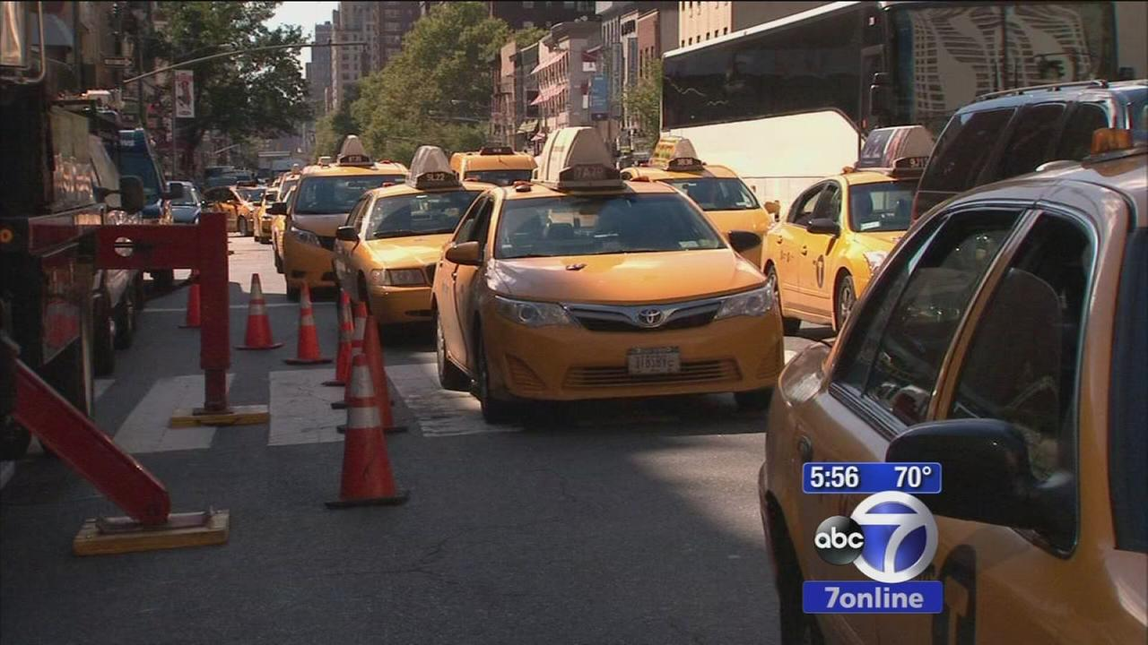 Proposal for taxicab grades in NYC