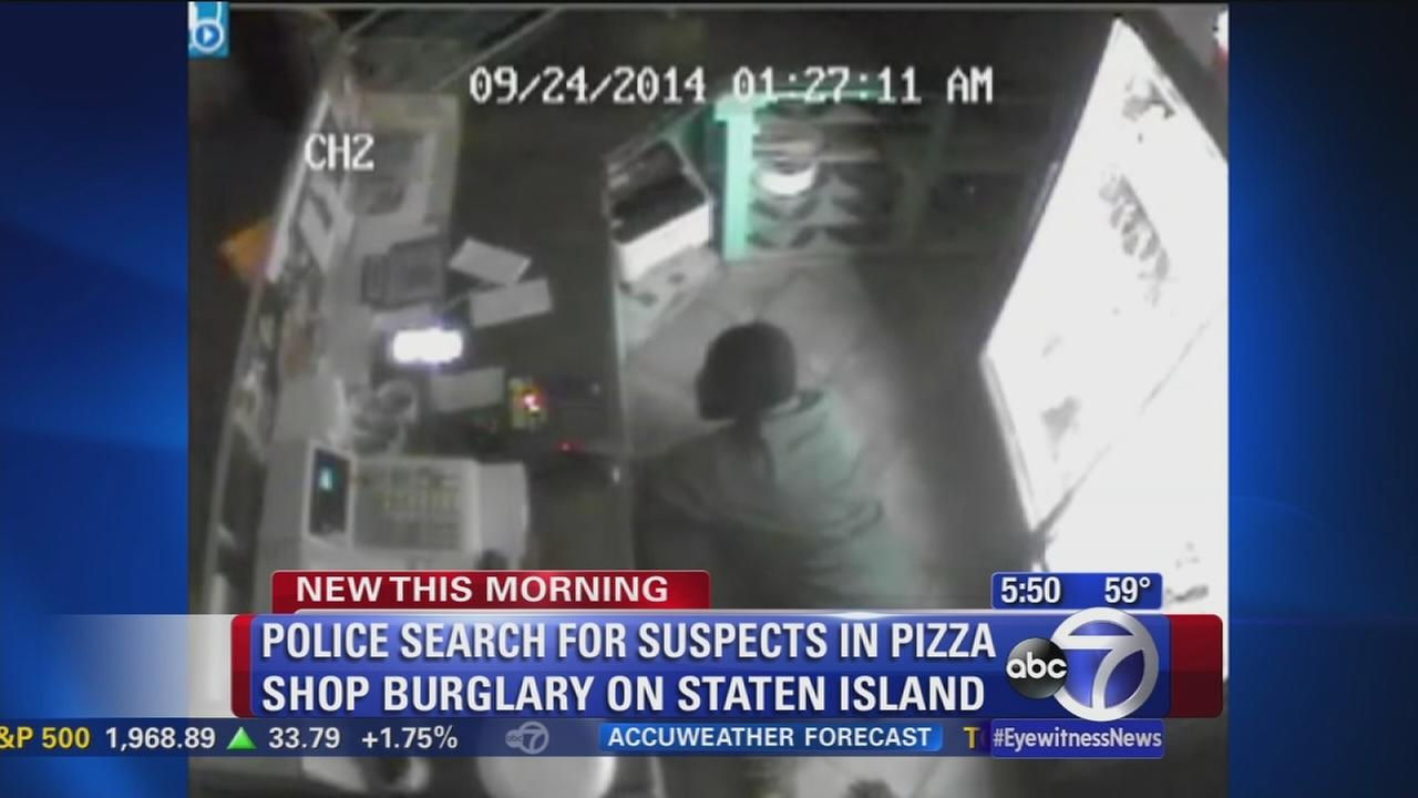 Staten Island pizza place robbery