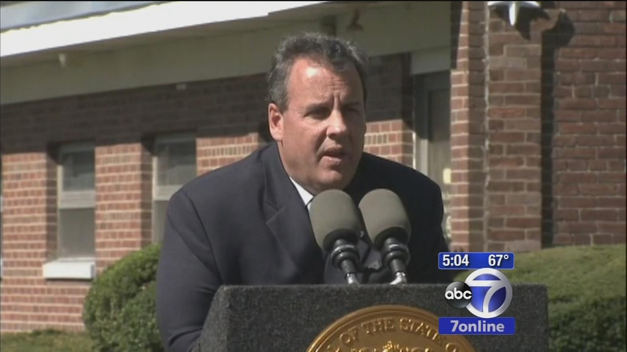 Gov. Christie speaks out about Sayreville football hazing,