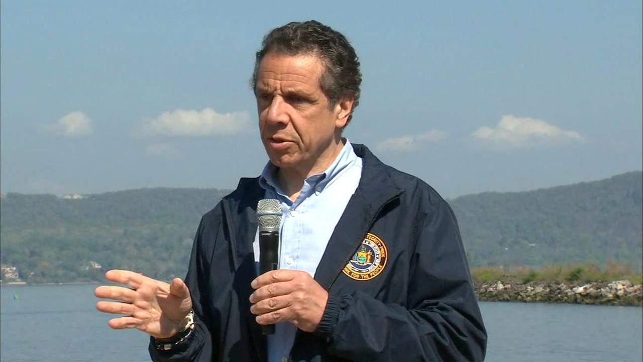 Gov. Cuomo reacts to Schneiderman resignation