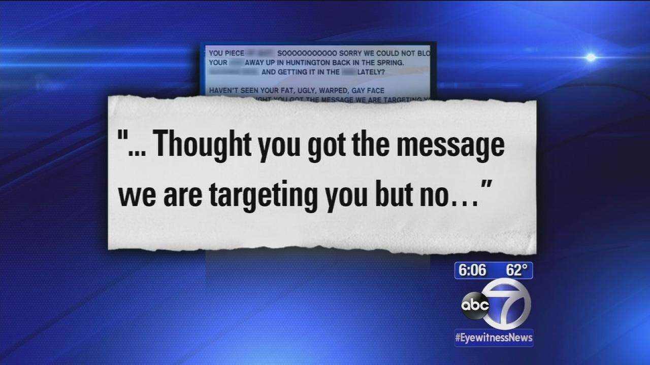 Threatening letter sent to Long Island GLBT Network