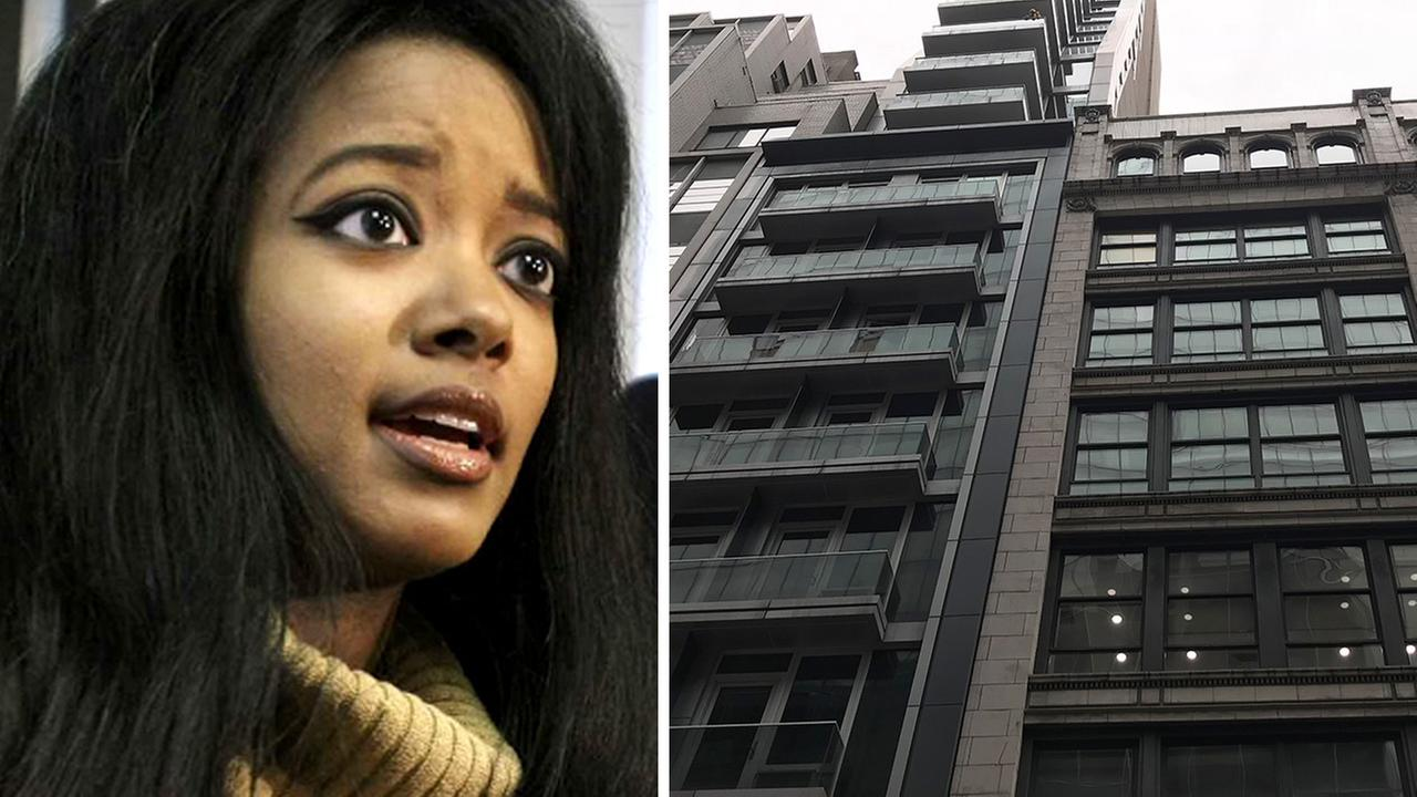 Deaths of Playboy model and 7-year-old son in jump off Manhattan building ruled murder-suicide