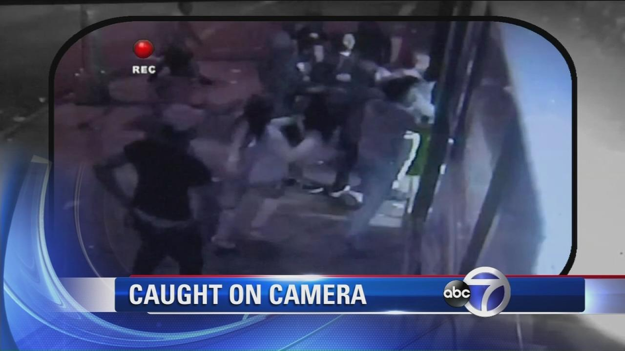 Vandals trash store in Crown Heights