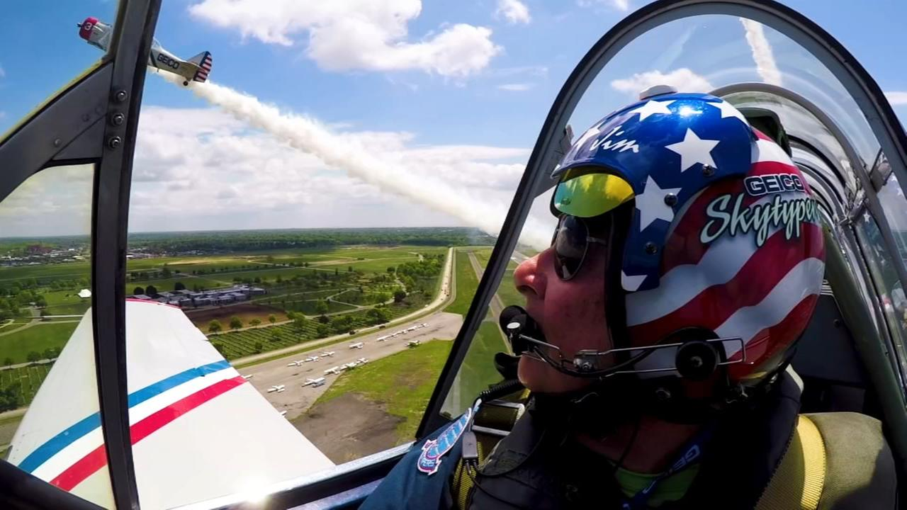 GEICO Skytypers return to Bethpage Air Show for 15th appearance