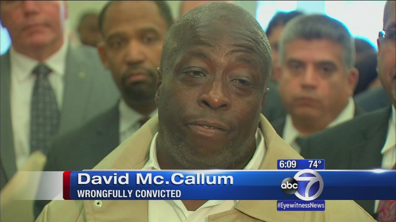 Wrongfully convicted man out of prison after 29 years