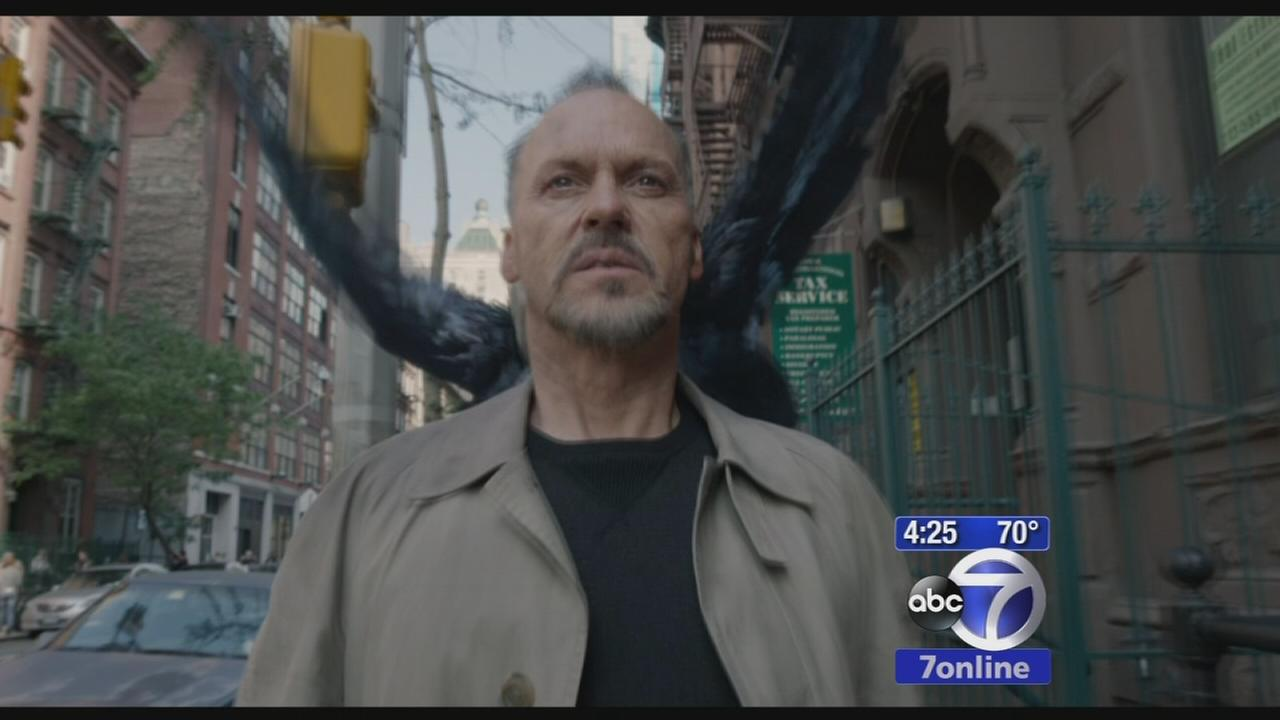 Michael Keaton returns to big screen in Birdman