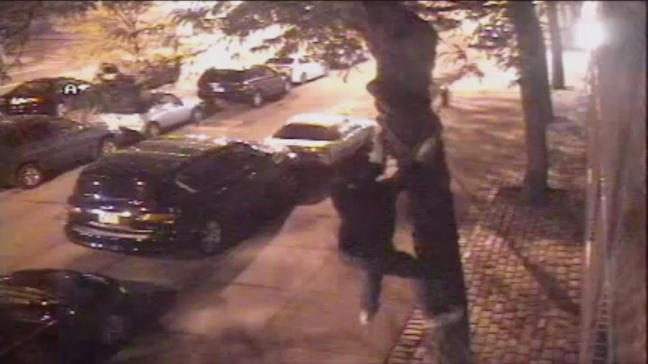 Stuy Town rape suspect caught on video