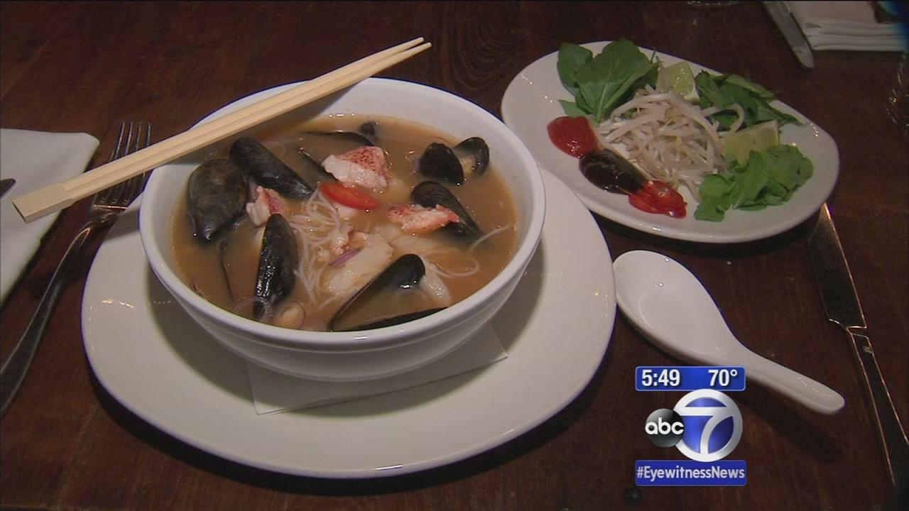 Eats: Lobster Pho at Cull and Pistol Oyster Bar in New York City