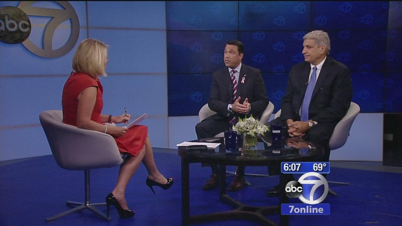 Heated debate in race for Congress seat in Staten Island