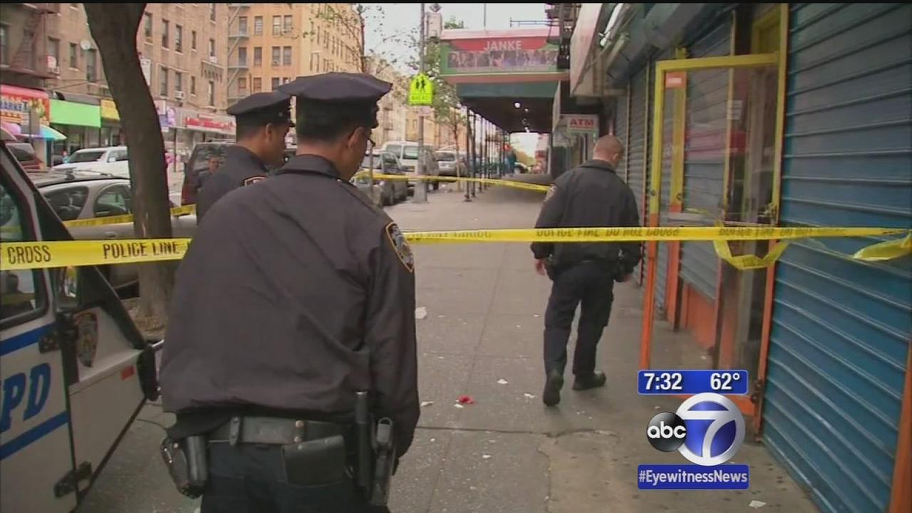 Man attacked with machete at El Carboncito restaurant in Bronx