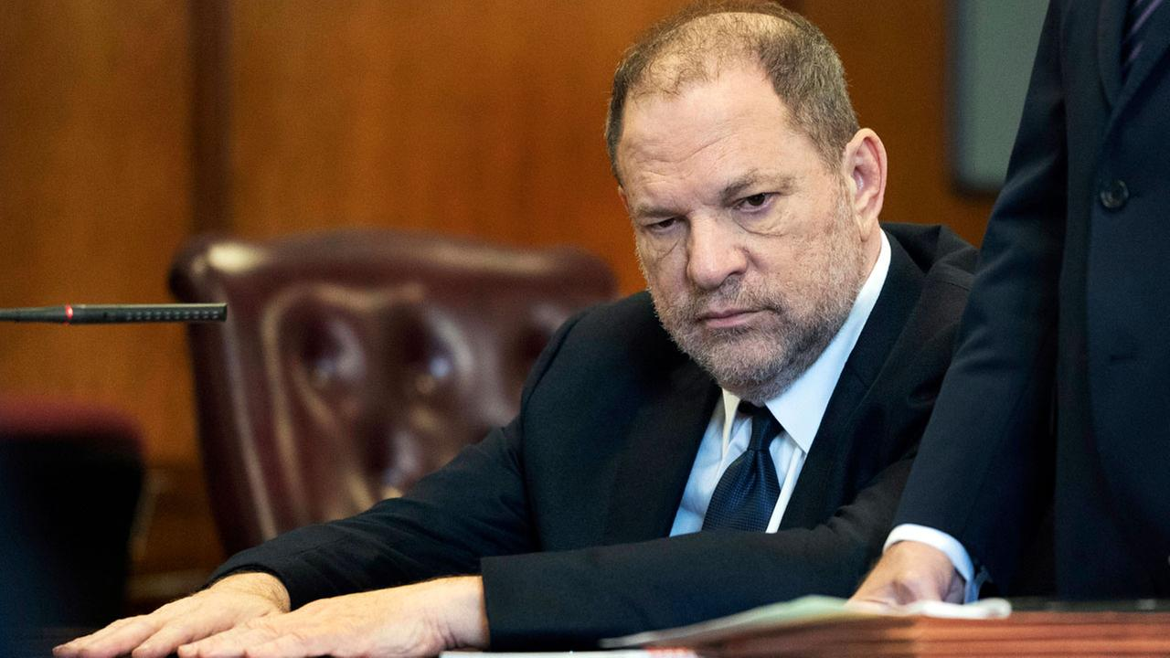 Harvey Weinstein facing additional felony sex charges