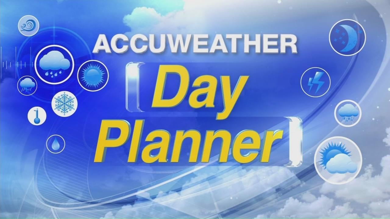 AccuWeather Day Planner: What to expect for Monday