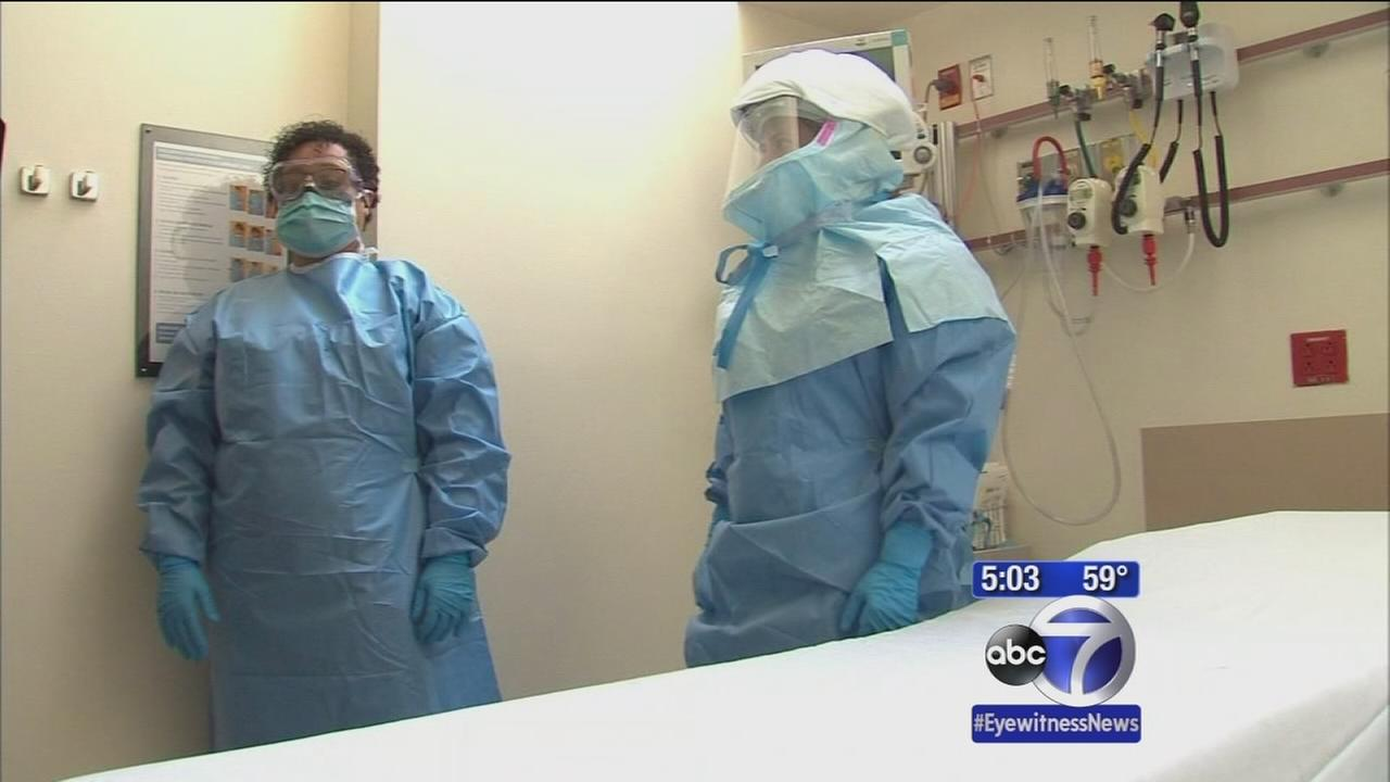 NYC details Ebola training plans for first responders