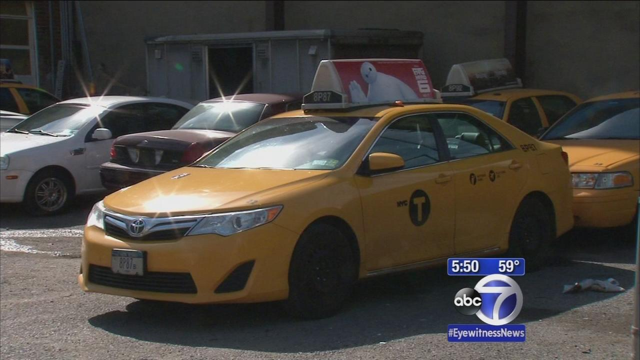 Could hailing a cab be a thing of the past?