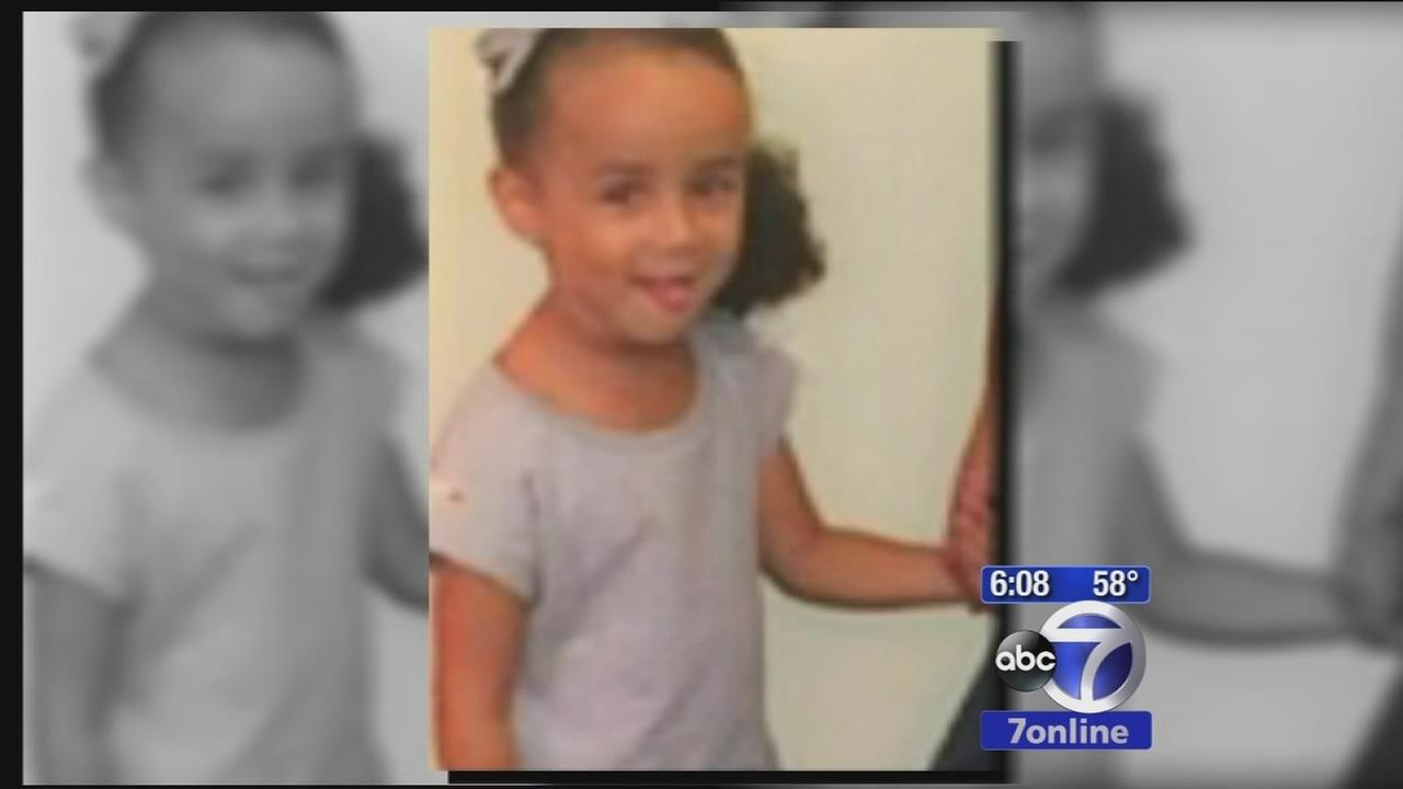 Stepfather charged with second degree murder in death of 3-year-old girl