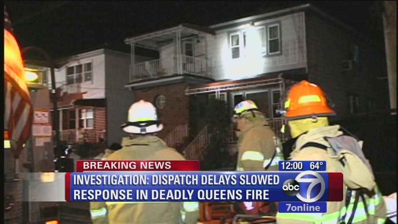 Disptach system flawed in fatal fire incident, investigation shows