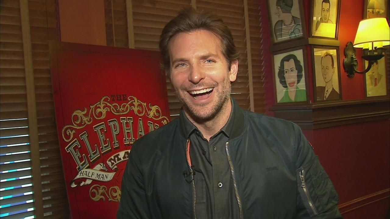 Web Extra: Bradley Cooper talks The Elephant Man