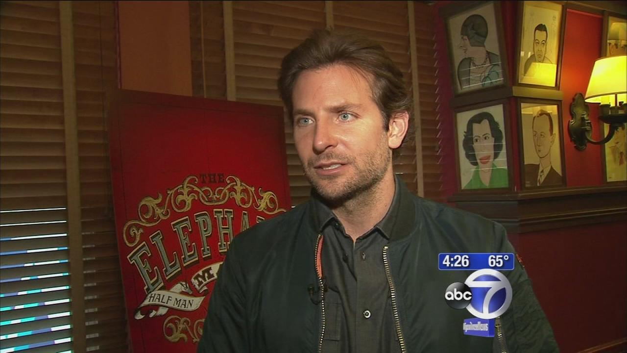Bradley Cooper to appear in vastly different role in Elephant Man