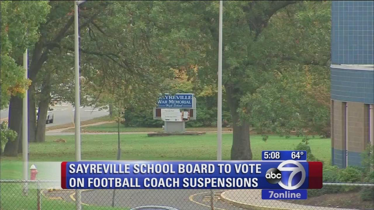 Parents, students, community members get ready for Sayreville school board meeting