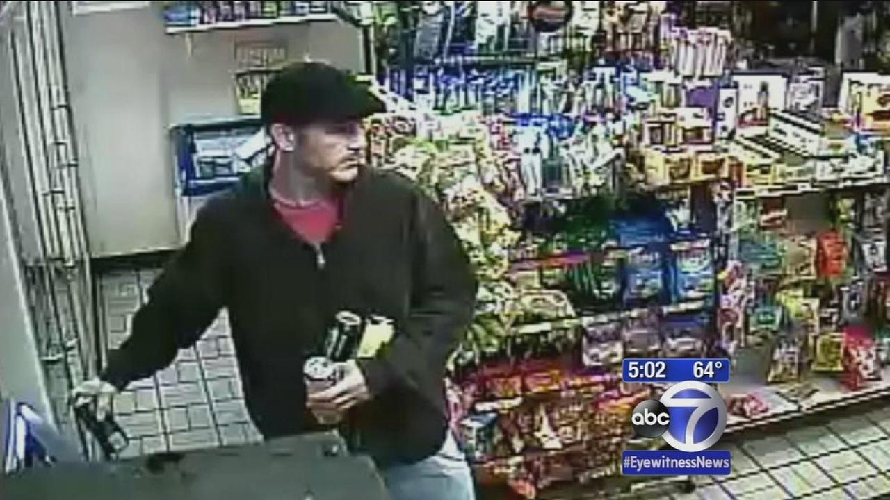 Police release new information on mystery at gas station.