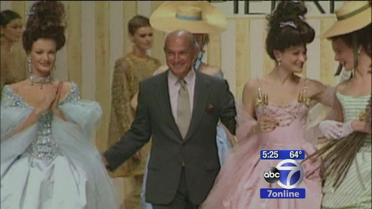 Remembering the life of fashion icon Oscar de la Renta