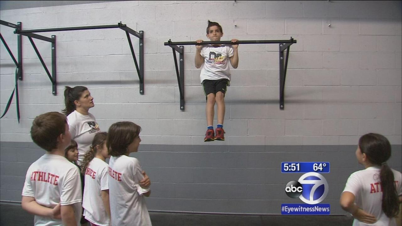 Long Island City gym focuses on CrossFit for kids